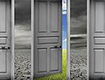 3 doorsways